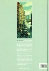 Verso de Un homme de joie  -1- La ville monstre .1