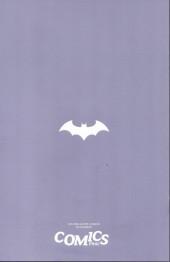 Verso de Batman (DC Renaissance) -1Fnac- La Cour des Hiboux