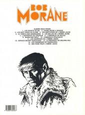 Verso de Bob Morane 3 (Lombard) -32a1984- Le président ne mourra pas