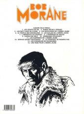 Verso de Bob Morane 3 (Lombard) -29b84- Commando épouvante