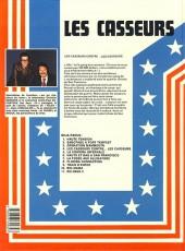 Verso de Les casseurs - Al & Brock -4a1985'- Les casseurs contre...les casseurs