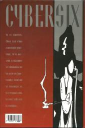 Verso de Cybersix -1- Tome 1