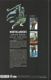 Verso de Northlanders (Urban comics) -3- Le livre européen