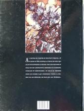 Verso de Chroniques de la Lune Noire -1b96- Le Signe des Ténèbres
