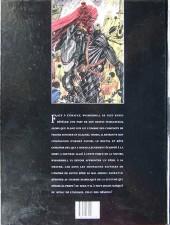 Verso de Chroniques de la Lune Noire -3a96- La marque des démons