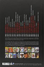 Verso de Flash Anthologie - 75 années d'aventures à la vitesse de l'éclair