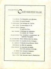 Verso de (AUT) Funcken -a- Le caïman de l'adour