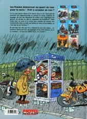 Verso de Les fondus de moto -7- Les fondus de moto 7