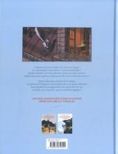 Verso de Arsène Lupin - Les origines -2- Le Dernier des Romains