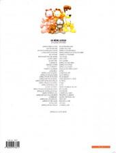 Verso de Garfield -60- La Haine du lundi