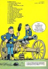 Verso de Les tuniques Bleues -13a1982- Les bleus dans la gadoue