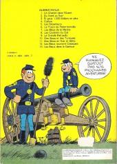 Verso de Les tuniques Bleues -7b1978- Les bleus de la marine