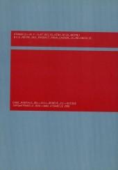Verso de Bile noire -14- Été 2004