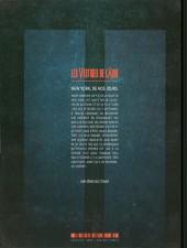 Verso de Vestiges de l'Aube -2- Le prix du sang