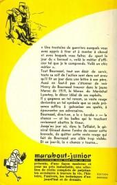 Verso de (AUT) Follet - Bournazel, le cavalier rouge