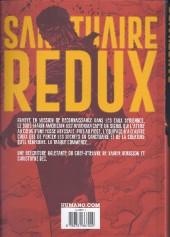 Verso de Sanctuaire Redux -INT- Intégrale