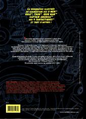 Verso de (AUT) Kirby, Jack -1TL- Jack Kirby's, le super-héros de la bande dessinée - 1917 à 1965