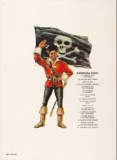 Verso de Barbe-Rouge -6c1980- Le vaisseau fantôme