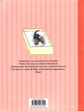 Verso de Chi - Une vie de chat (grand format) -1- Tome 1