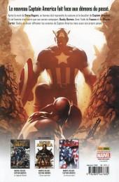 Verso de Captain America (Marvel Deluxe - 2011) -5- La Flèche du temps