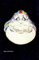 Verso de Excalibur (1988) -HSa- Mojo mayhem