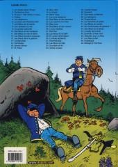 Verso de Les tuniques Bleues -26a2006- L'or du Québec