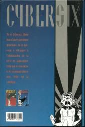 Verso de Cybersix -2- Tome 2