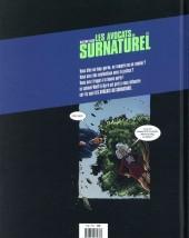 Verso de Les avocats du surnaturel -1- Tome 1