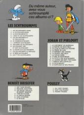 Verso de Benoît Brisefer -4b93- Tonton Placide