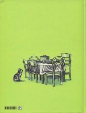 Verso de Wonderland (Tirabosco) - Wonderland