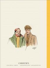 Verso de (Catalogues) Ventes aux enchères - Christie's - Christie's - Bande dessinée et illustration - 14 mars 2015 - Paris