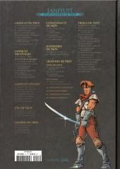 Verso de Lanfeust et les mondes de Troy - La collection (Hachette) -10- Lanfeust des Étoiles - Les tours de Meirrion