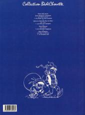 Verso de Ali Béber -1- Le scorpion noir