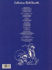 Verso de Ali Béber -3- L'ombre blanche