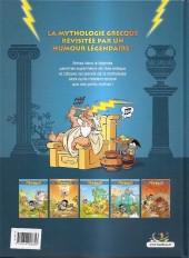 Verso de Les petits Mythos -1a15- Foudre à gratter