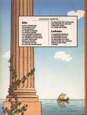 Verso de Alix -11a1981- Le prince du Nil