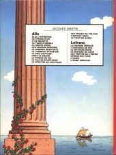 Verso de Alix -16a1983- La tour de Babel