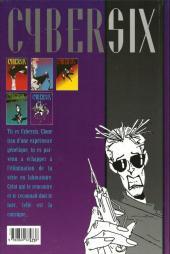 Verso de Cybersix -5- Tome 5