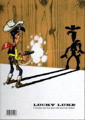 Verso de Lucky Luke -65a2005- Belle starr