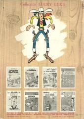 Verso de Lucky Luke -5a67- Lucky Luke contre Pat Poker
