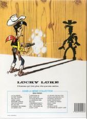 Verso de Lucky Luke -49b- La corde du pendu et autres histoires