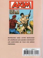 Verso de Capt'ain Swing! (2e série - Mon Journal) -Rec82- Album N°82 (du n°246 au n°248)
