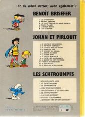 Verso de Benoît Brisefer -6a1976- Lady d'Olphine