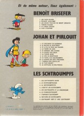 Verso de Benoît Brisefer -4b76- Tonton Placide