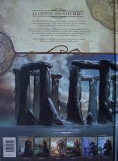 Verso de Elfes -1a2013a- Le crystal des elfes bleus