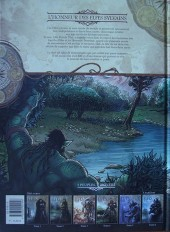 Verso de Elfes -2a- L'honneur des elfes sylvains