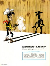 Verso de Lucky Luke -39a78- Chasseur de primes