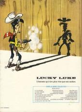 Verso de Lucky Luke -34d82- Dalton city