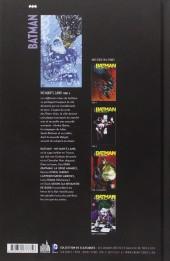 Verso de Batman : No Man's Land -4- Tome 4