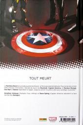 Verso de New Avengers (The) (Marvel Now!) -1- Tout Meurt